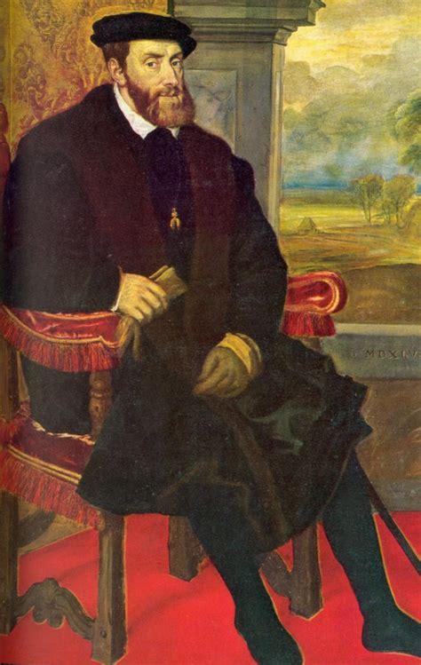 Carlos I España « Carlos de Habsburgo, el César