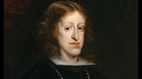 Carlos II de España, el hechizado, el fin de la dinastía ...