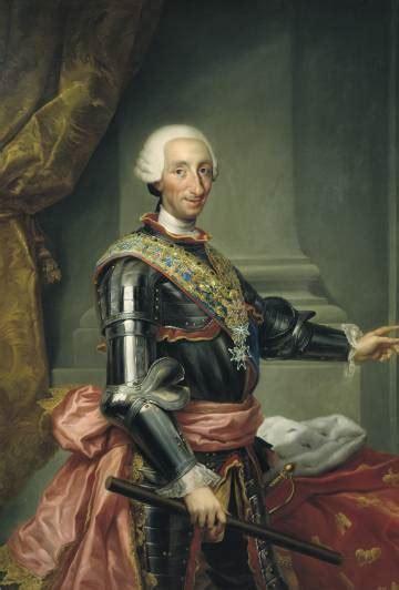 Carlos III, entre las paradojas del cambio y la tradición ...