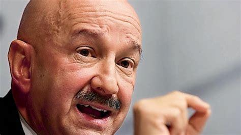 Carlos Salinas de Gortari destacó que el país corre riesgo ...