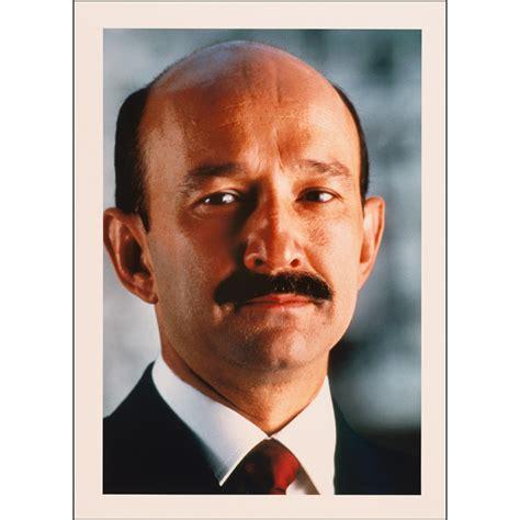 Carlos Salinas de Gortari | National Portrait Gallery