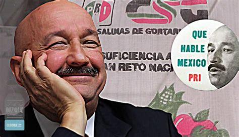 Carlos Salinas de Gortari se postulará para Jefe de ...