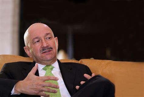 Carlos Salinas, en foro de Harvard   nuevolaredo.tv