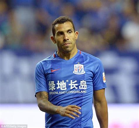 Carlos Tevez allowed to decide Shanghai Shenhua fate ...