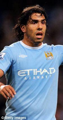 Carlos Tevez creates super box at Manchester City and ...