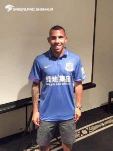 Carlos Tevez: Record Breaking Move to China