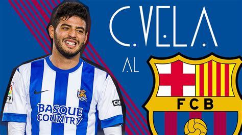 Carlos Vela | Fichajes de Invierno del FC Barcelona 2015 ...