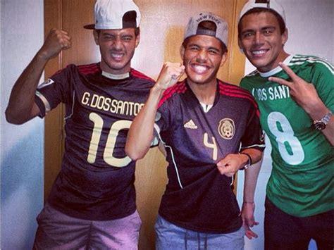 Carlos Vela, Héctor Moreno y Jonathan Dos Santos juntos ...