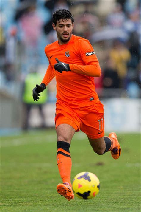 Carlos Vela Pictures   Getafe CF v Real Sociedad de Futbol ...