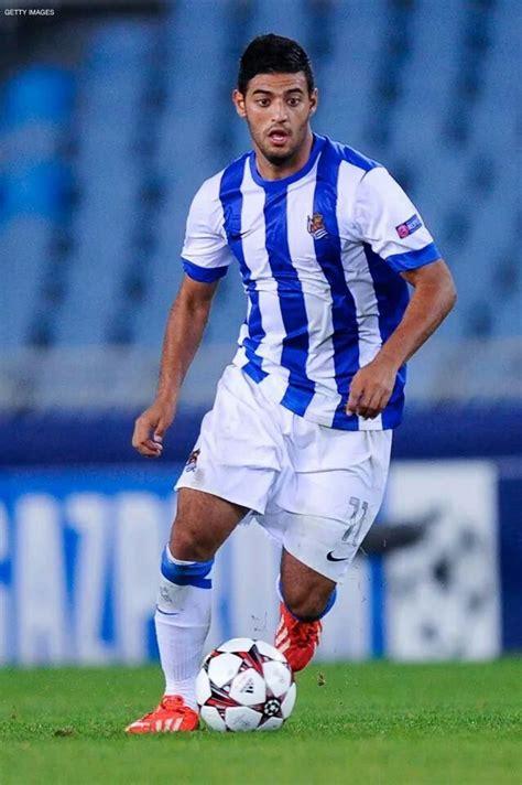 Carlos Vela, Real Sociedad, #11   Sports   Pinterest ...