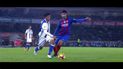 Carlos Vela vs Barcelona  H  16 17 HD 720p   YouTube