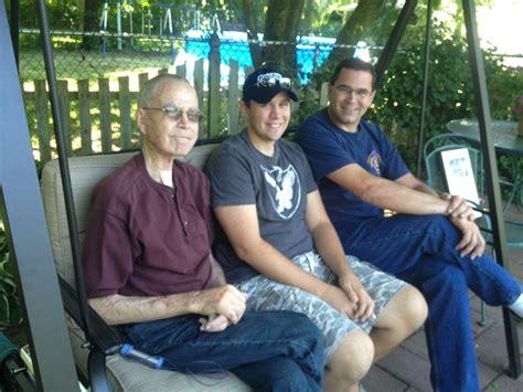 Carly Q. Romalino: Glassboro father, 77, helps his sons ...