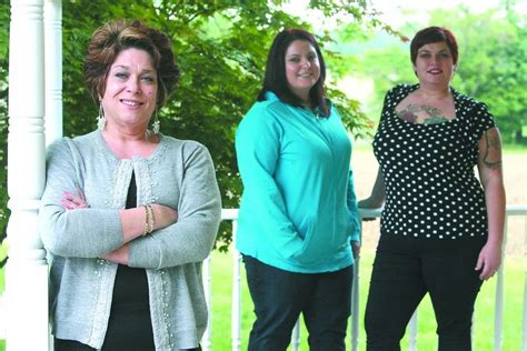 Carly Q. Romalino: Mantua family gives up the skinny on ...