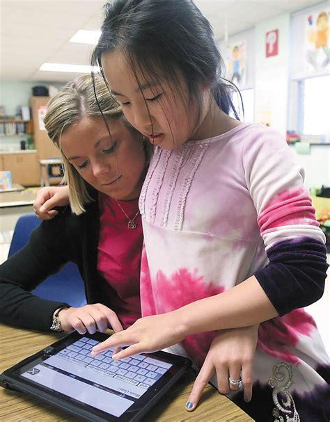 Carly Q. Romalino: Woodbury based school uses technology ...