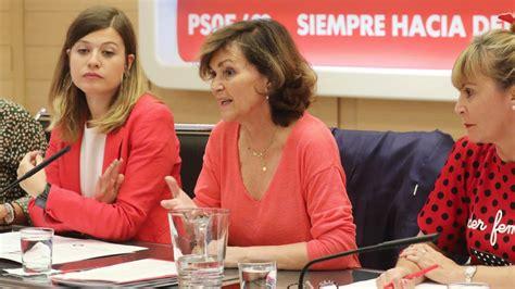 Carmen Calvo sobre la crisis en Cataluña:  El daño que ...