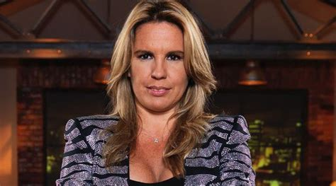 Carmen Porter, copresentadora de  Cuarto milenio , multada ...
