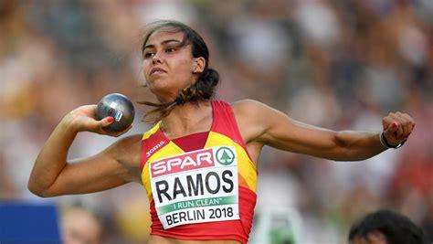 Carmen Ramos abandona el Europeo lesionada