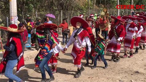 CARNAVAL 2019 SANTO TOMAS OCOTEPEC, TLAXIACO OAXACA  4 ...