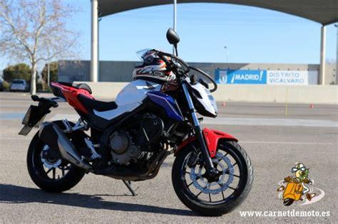 Carnet A2 de moto rápido y a la primera
