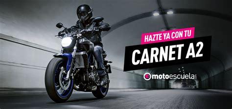 Carnet A2   Motoescuela
