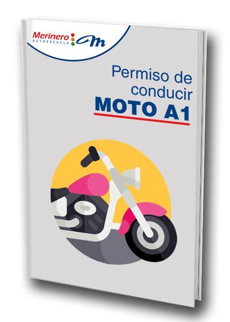 Carnet de conducir motos permiso A1 al mejor precio