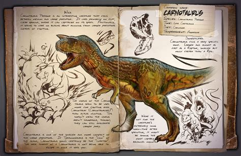 Carnotaurus | ARK: Survival Evolved Wiki | Fandom powered ...