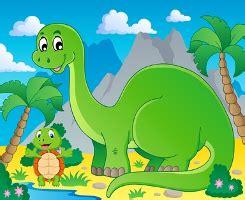 Carpeta de géneros literarios: Cuentos de los dinosaurios