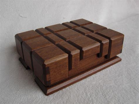 Carpintería Artesanal: Cajas de madera