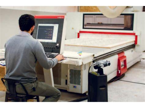 Carpinteria Industrial Robotica