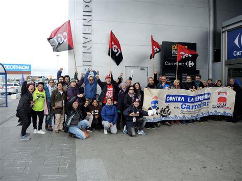 Carrefour, 16 días de Lucha frente a la multinacional ...