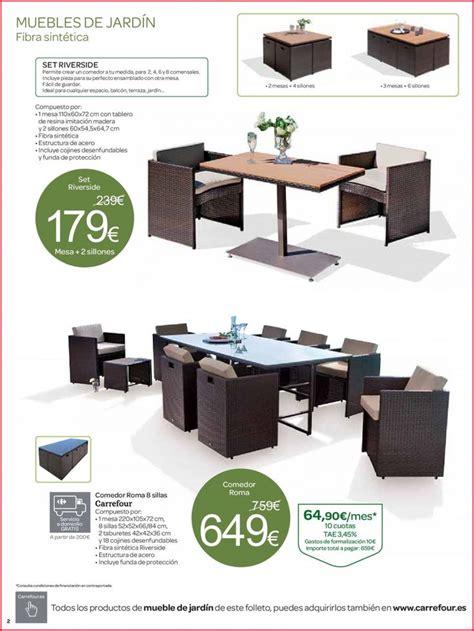 Carrefour Jardín Muebles 2021 en 2020   Muebles de jardin ...