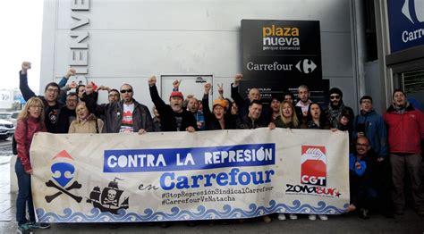 Carrefour Leganés sanciona con 16 días de suspensión a la ...