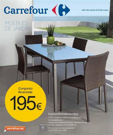 Carrefour Muebles de Jardín by André Gonçalves   Issuu