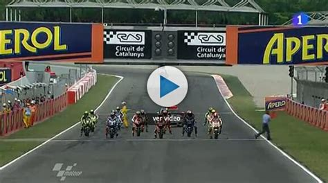 Carrera de Moto GP de Catalunya  Vídeo    Blog de motos y ...