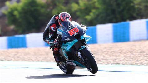 Carrera MotoGP Jerez 2020: Quartararo domina, Márquez KO ...