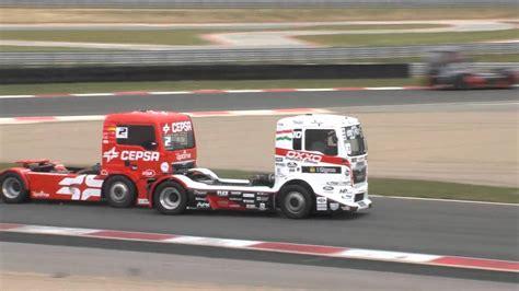 Carreras de Camiones GP de Navarra 2013, España. MAN TRUCK ...