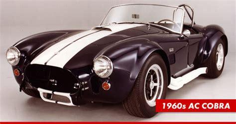 Carroll Shelby Dead    Auto Legend Dies at 89 | TMZ.com