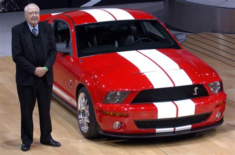 Carroll Shelby Dies: 10 Facts About the Legendary Race Car ...