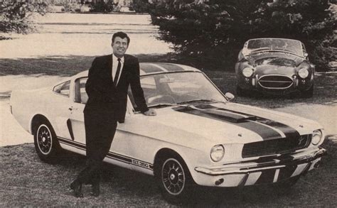 Carroll Shelby Has Died