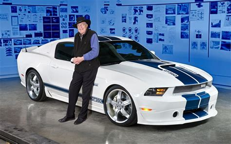 Carroll Shelby Net Worth   TheRichest