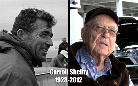 Carroll Shelby Quotes. QuotesGram