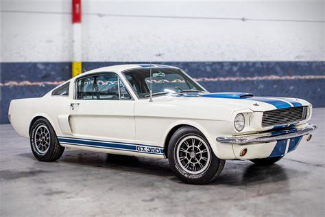 Carroll Shelby s 1966 Ford Shelby Mustang GT350H ...