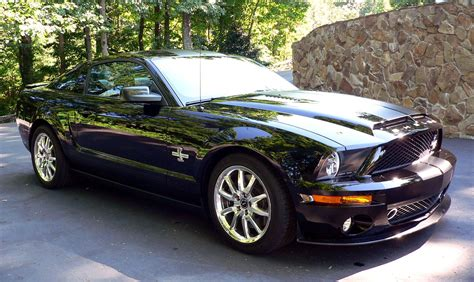 Carroll Shelby s Own 2009 Mustang GT500KR Heads To Auction