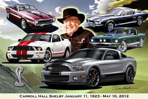 Carroll Shelby | Sames Ford Corpus Christi Blog