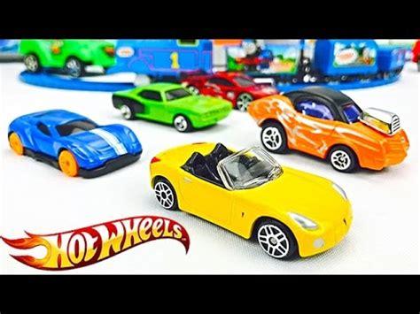 Carros Hot Wheels para Niños   Coches de Carrera   Videos ...