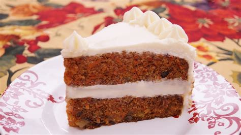 Carrot Cake Recipe: How To Make Carrot Cake: From Scratch ...