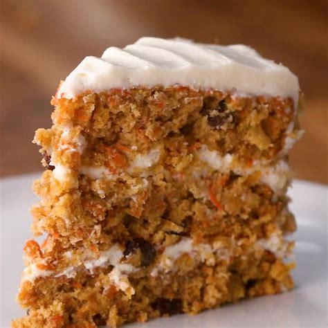 Carrot Cake | Recipe in 2019 | Treats for CHARLOTTE | Cake ...