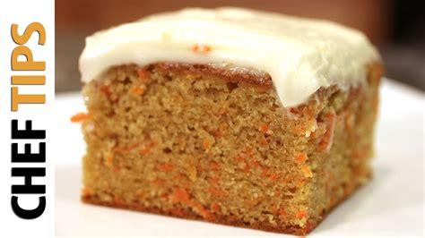 Carrot Cake Recipe   YouTube