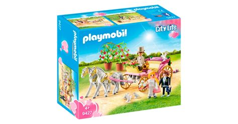 Carruaje Nupcial Playmobil   Compra Online en Costomovil