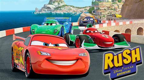 CARS 2 Rayo McQueen   Vídeos de Juegos de Coches para ...